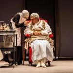 Il malato immaginario con Gioele Dix e Anna Della Rosa