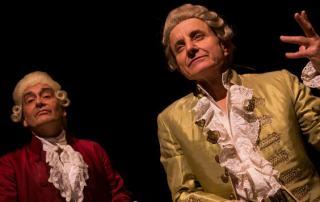 Mozart - Giuseppe Cederna - Ruggero Cara, Elisabeth Boeke