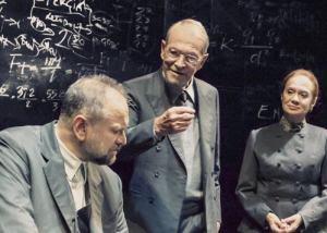 Copenaghen - Mauro Avogadro - Umberto Orsini, Giuliana Lojodice, Massimo Popolizio