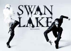 Fredrik Rydman swan lake reloaded