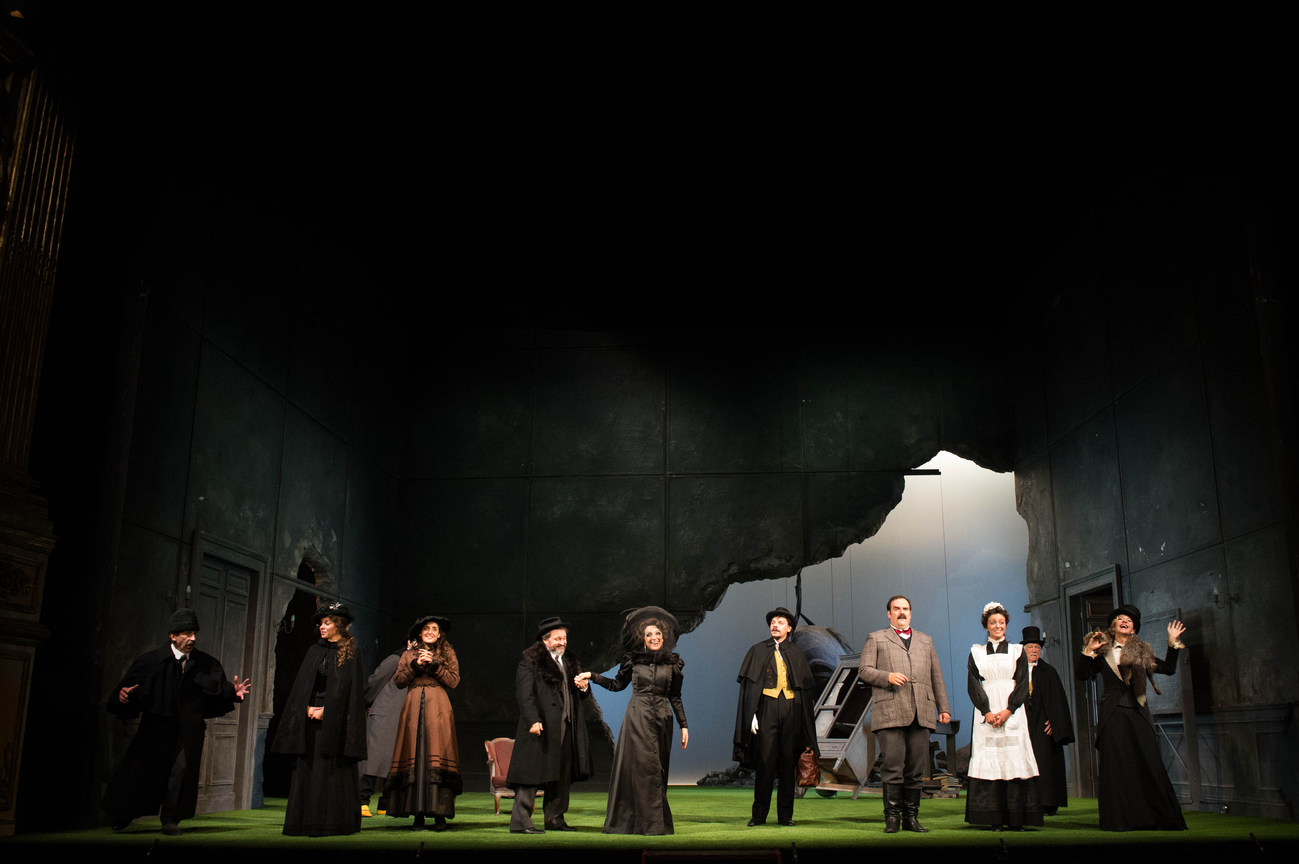 Inaugura la stagione del teatro stabile di torino u2013 teatro nazionale