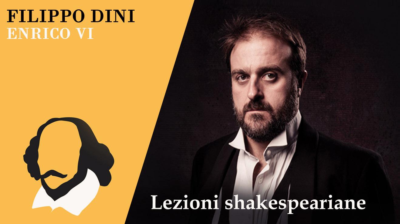 Filippo Dini ǀEnrico VI