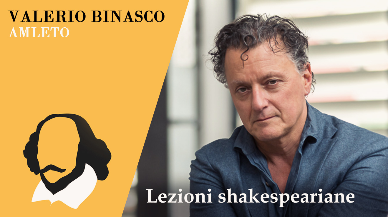 Valerio Binasco ǀAmleto
