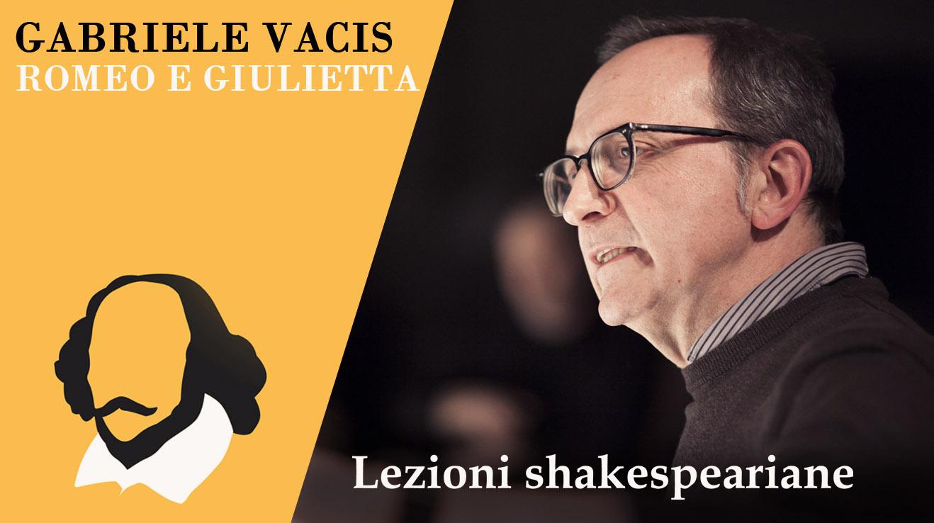 Gabriele Vacis ǀRomeo e Giulietta